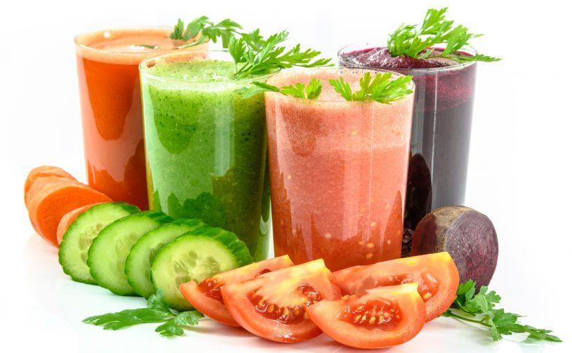 Jesienny detoks, czyli soki i koktajle z warzyw