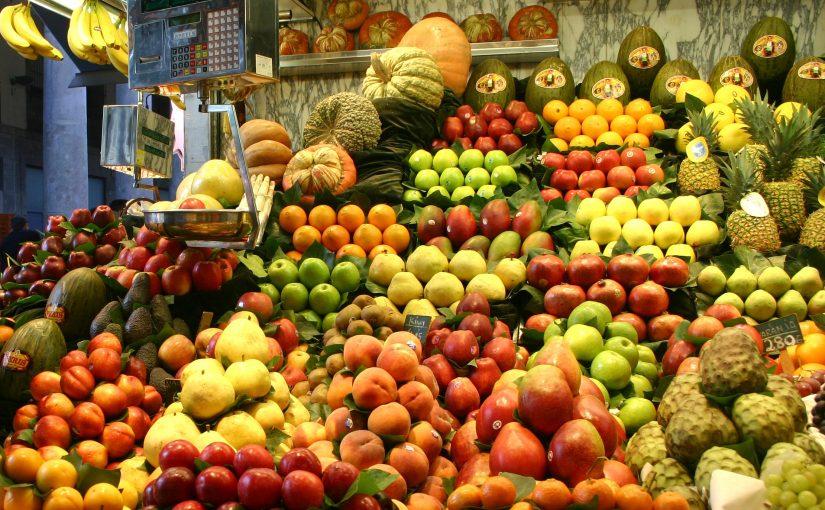 Odchudzanie z warzywami i owocami - jaki mają indeks glikemiczny?
